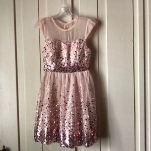 Delia's Sequined Party Dress